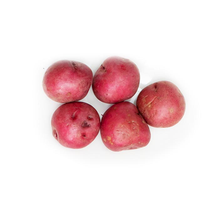 baby red norland potatoes