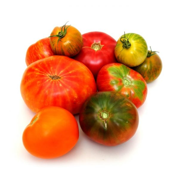 mixed-heirloom-tomatoes