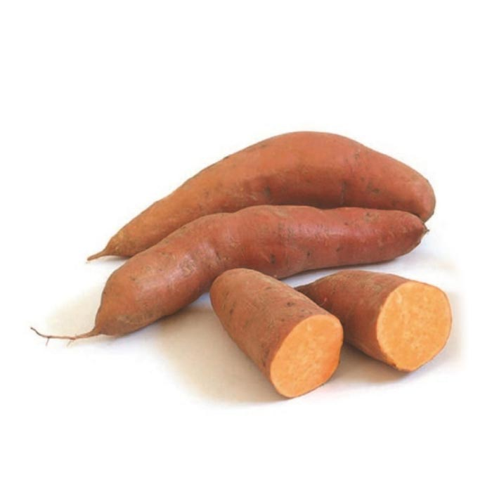 small sweet potatoes